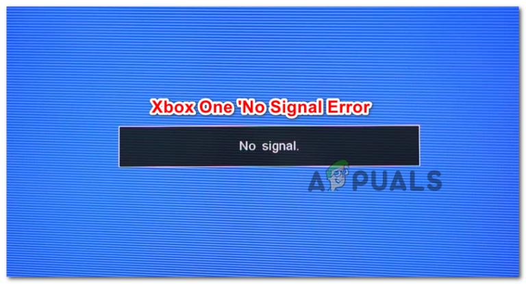 """Wie behebe ich den Xbox One-Fehler """"Kein Signal""""?"""