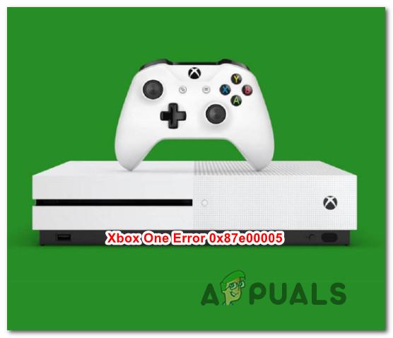 So beheben Sie den Fehlercode 0x87e00005 auf Xbox One