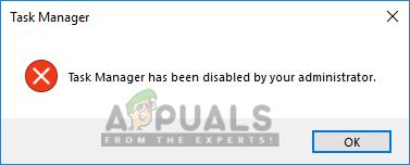So deaktivieren Sie den Task-Manager für Standardbenutzer