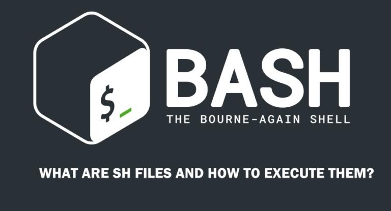 Was sind SH-Dateien und wie werden sie ausgeführt?