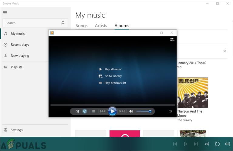 Was ist der Unterschied zwischen Groove Music und Windows Media Player?
