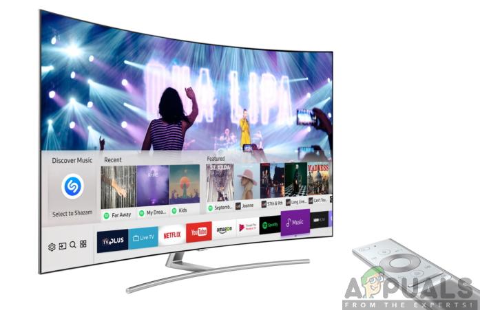 So haben Sie Alexa auf Ihrem Smart-TV (Samsung)