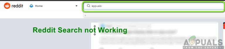 So beheben Sie, dass Reddit Search nicht funktioniert