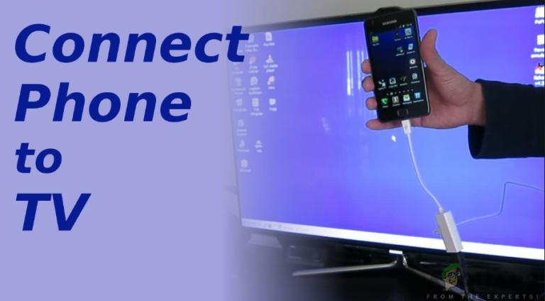 So schließen Sie Ihr Telefon an einen Smart-TV an