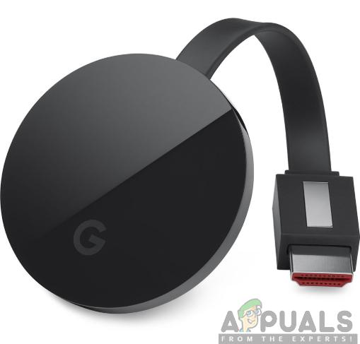 So richten Sie Google Chromecast Ultra ein