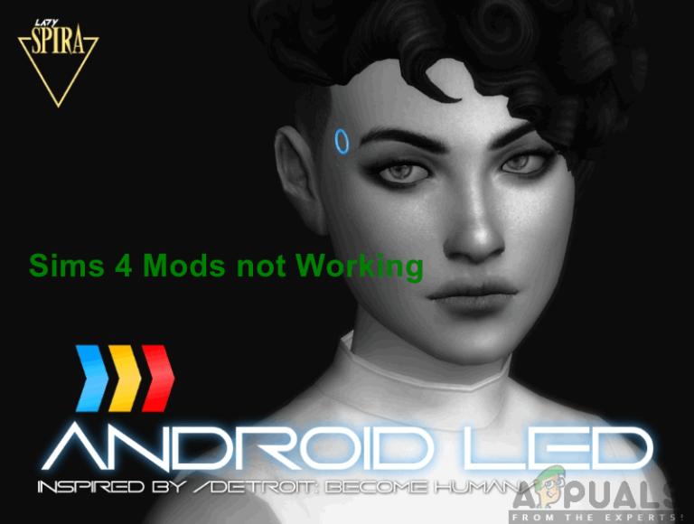 Fix: Sims 4 Mods funktionieren nicht