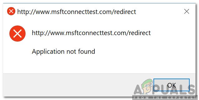 """So beheben Sie den Fehler """"msftconnecttest redirect"""" unter Windows 10"""