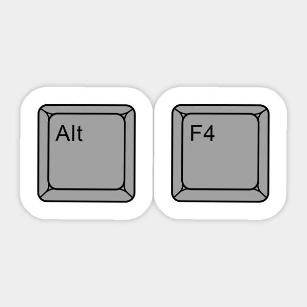 So beheben Sie, dass Alt + F4 unter Windows nicht funktioniert