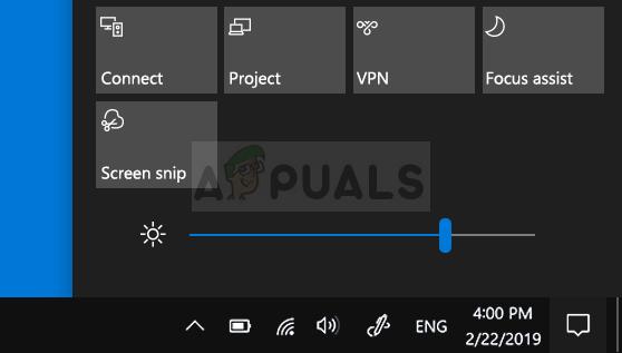 Wie behebe ich den fehlenden Helligkeitsregler unter Windows 10?