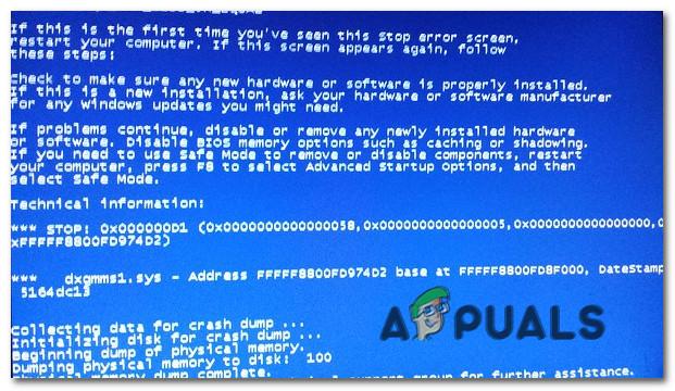 So beheben Sie den durch dxgmms1.sys verursachten Blue Screen BSOD