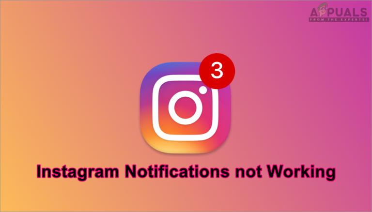 So beheben Sie, dass Instagram-Benachrichtigungen nicht funktionieren