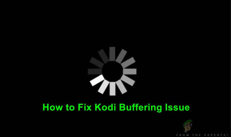 So beheben Sie das Kodi-Pufferproblem