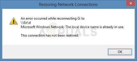 """So beheben Sie den Fehler """"Der lokale Gerätename wird bereits verwendet"""" unter Windows"""