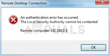 """So beheben Sie den Fehler """"Die lokale Sicherheitsbehörde kann nicht kontaktiert werden"""" unter Windows"""
