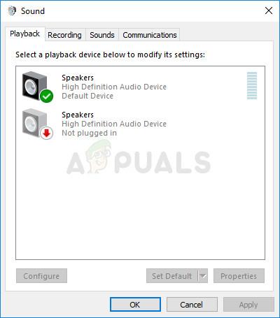 Wie kann ich beheben, dass Kopfhörer unter Windows 10 nicht auf Wiedergabegeräten angezeigt werden?