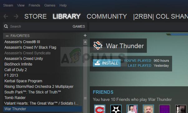 Wie behebt man Steam, das ein installiertes Spielproblem unter Windows nicht erkennt?