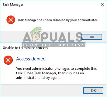 So führen Sie den Task-Manager als Administrator für einen Standardbenutzer aus