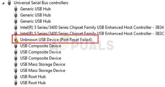 Wie behebe ich den Fehler beim Zurücksetzen eines unbekannten USB-Geräteports unter Windows 10?