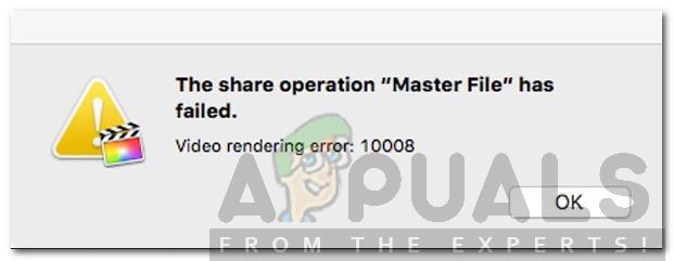 So beheben Sie den iMovie Video Rendering-Fehlercode 10008