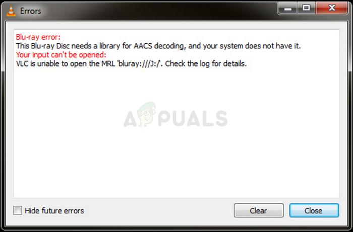 """Wie behebe ich den Fehler """"Ihre Eingabe kann nicht geöffnet werden"""" in VLC?"""
