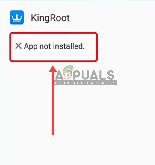 Fix: Android App nicht installiert