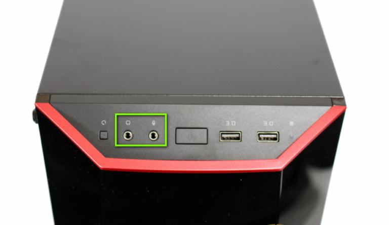 Fix: Front Audio Jack funktioniert nicht