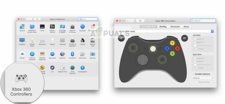 So verbinden Sie den Xbox One Controller mit dem Mac