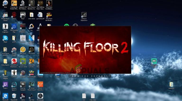 Fix: Killing Floor 2 wird nicht gestartet