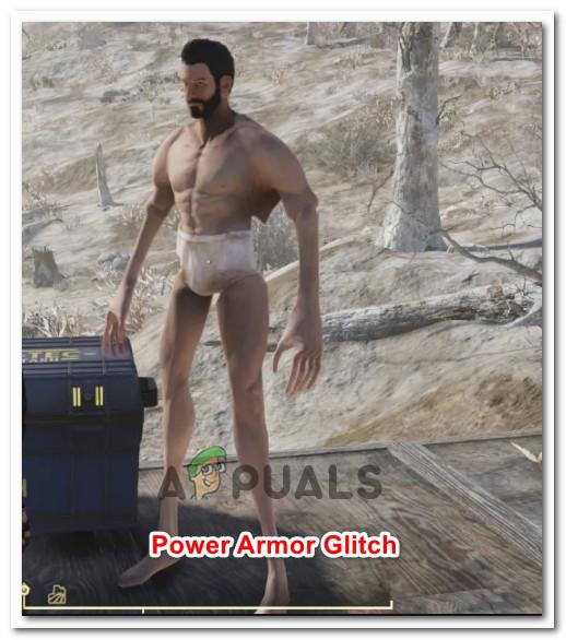 Fix: Fallout 76 Power Armor Glitch
