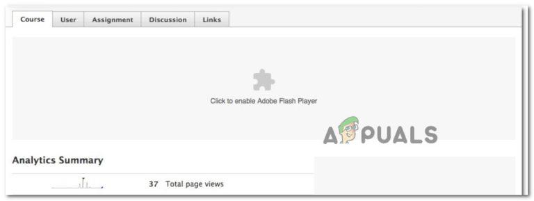 Fix: Flash in Chrome kann nicht aktiviert werden