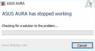 Fix: ASUS AURA funktioniert nicht