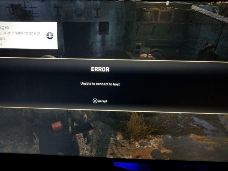 Fix: In Call of Duty World War II kann keine Verbindung zum Host hergestellt werden