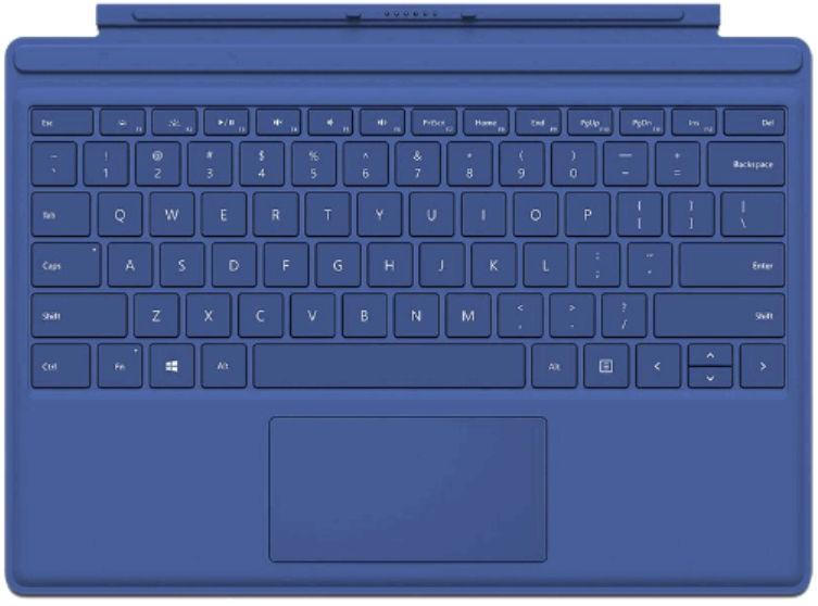 Fix: Surface Pro 4 Tastatur funktioniert nicht
