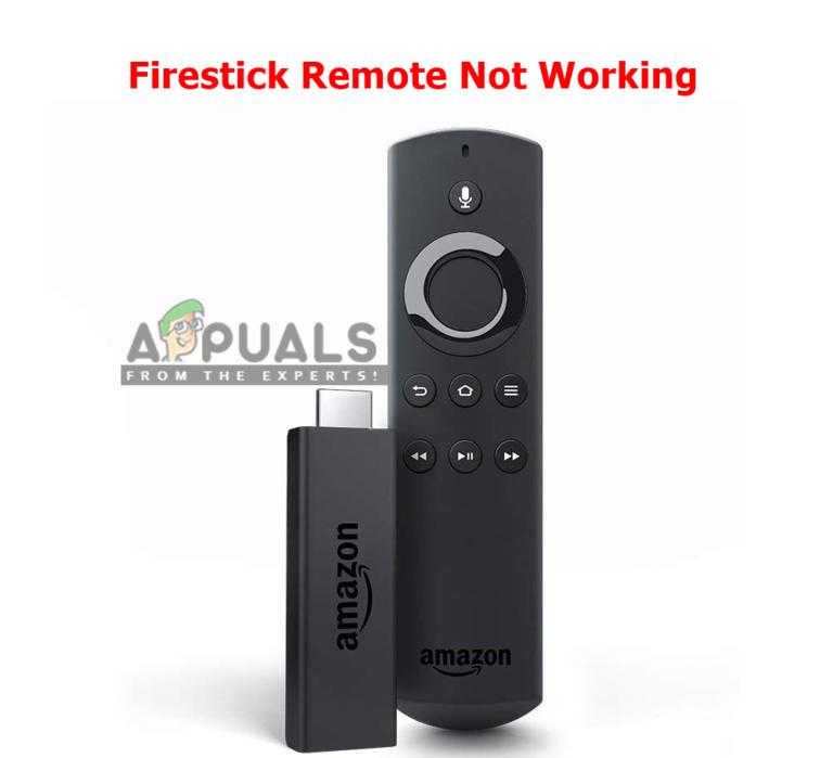 Fix: Firestick Remote funktioniert nicht