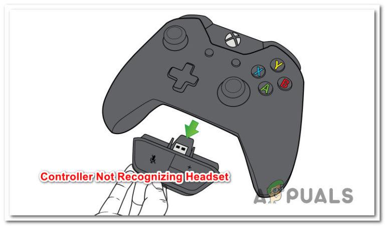 Fix: Xbox One Controller erkennt Headset nicht