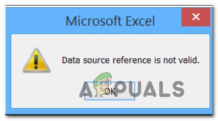 Fix: Datenquellenreferenzen sind in Excel nicht gültig