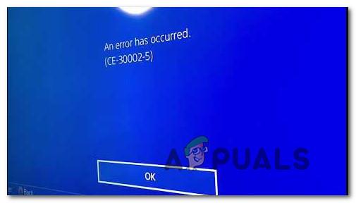 Behebung: Fehlercode CE-30002-5 – Appuals.com