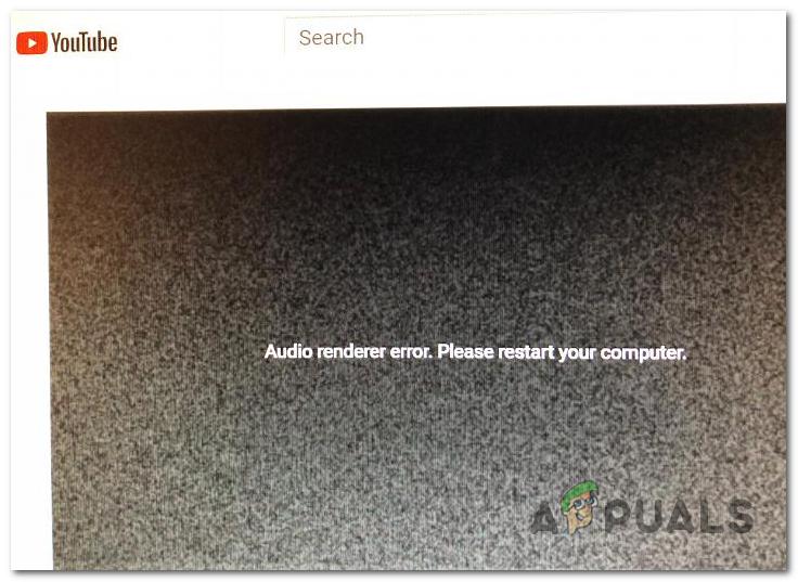 Fix: Audio Renderer Fehler 'Bitte starten Sie Ihren Computer neu'