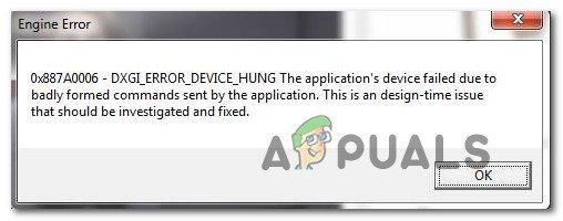 Fix: Apex Legends Engine Fehler 0x887a0006