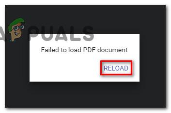 Fix: Fehler beim Laden des PDF-Dokuments in Chrome fehlgeschlagen