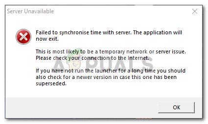 Fix: Elite Dangerous konnte die Zeit nicht mit dem Server synchronisieren