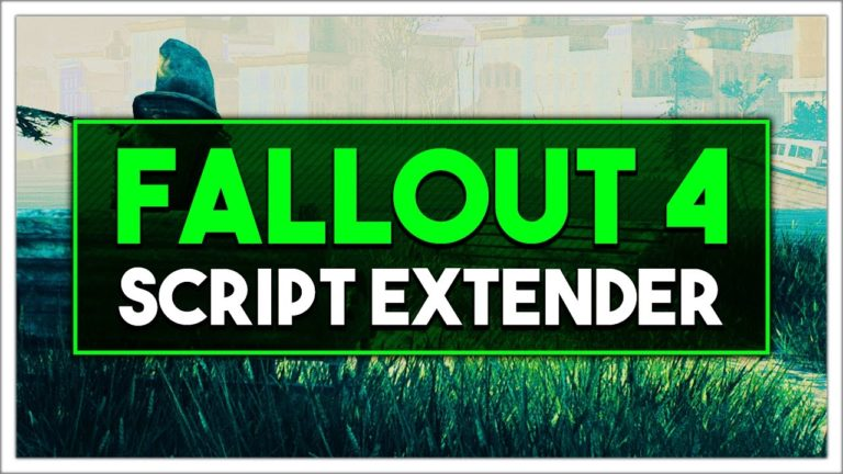 Fix: Fallout 4 Script Extender (F4SE) funktioniert nicht