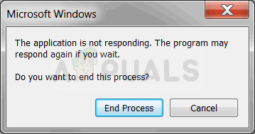 Fix: Microsoft Windows reagiert nicht