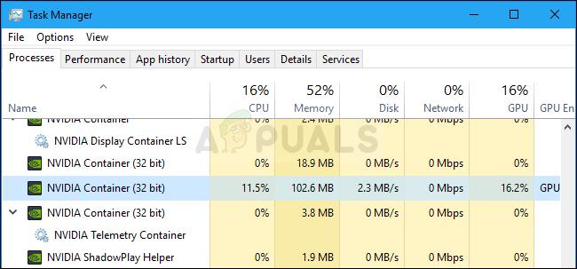 Fix: NVIDIA Container Hohe CPU-Auslastung