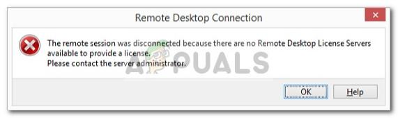 Fix: Remote-Sitzung wurde getrennt
