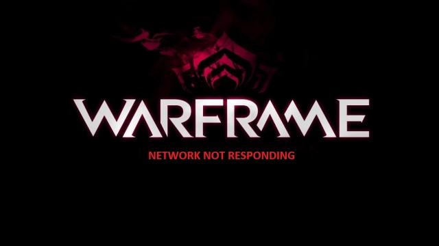Fix: Warframe-Netzwerk reagiert nicht