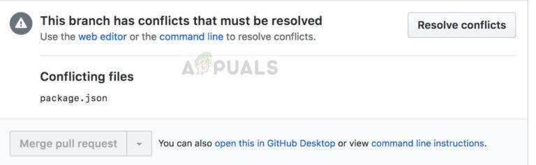 So beheben Sie Git-Fehler: Sie müssen zuerst Ihren aktuellen Index auflösen