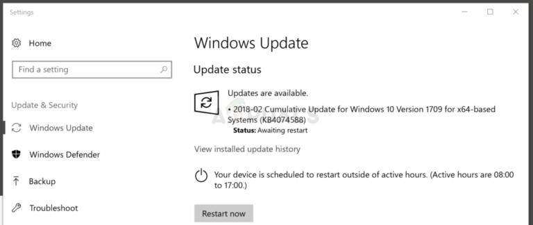 So beheben Sie den Windows Update-Fehler 0x80070bc2