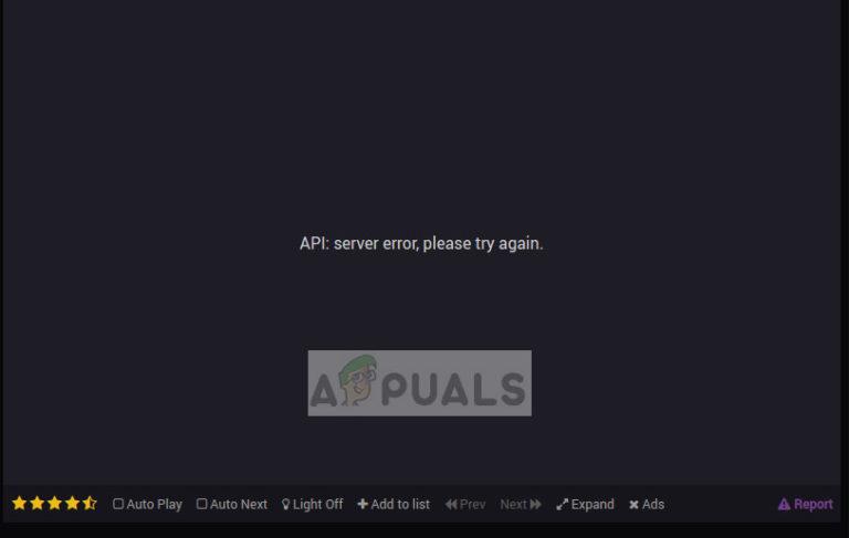 So beheben Sie 9anime 'Serverfehler, bitte versuchen Sie es erneut'