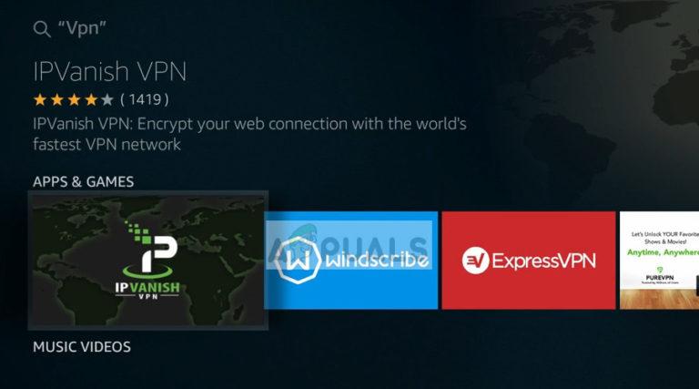 So installieren Sie VPN auf Amazon Firestick und Fire TV Stick